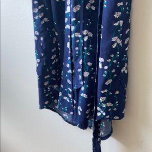 Draper James Dresses - Draper James Belted Daisy Vine Shirtdress NWOT